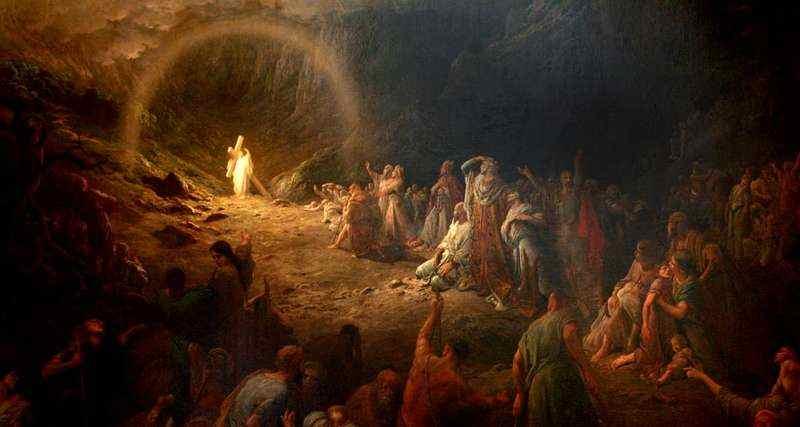 La littérature chrétienne au Moyen-Âge – Anglo-Saxonne – Allemagne – France (extraits et images) He-descended